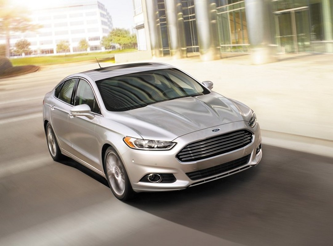 2014 ford fusion review ratings specs prices and photos the car connection. Black Bedroom Furniture Sets. Home Design Ideas