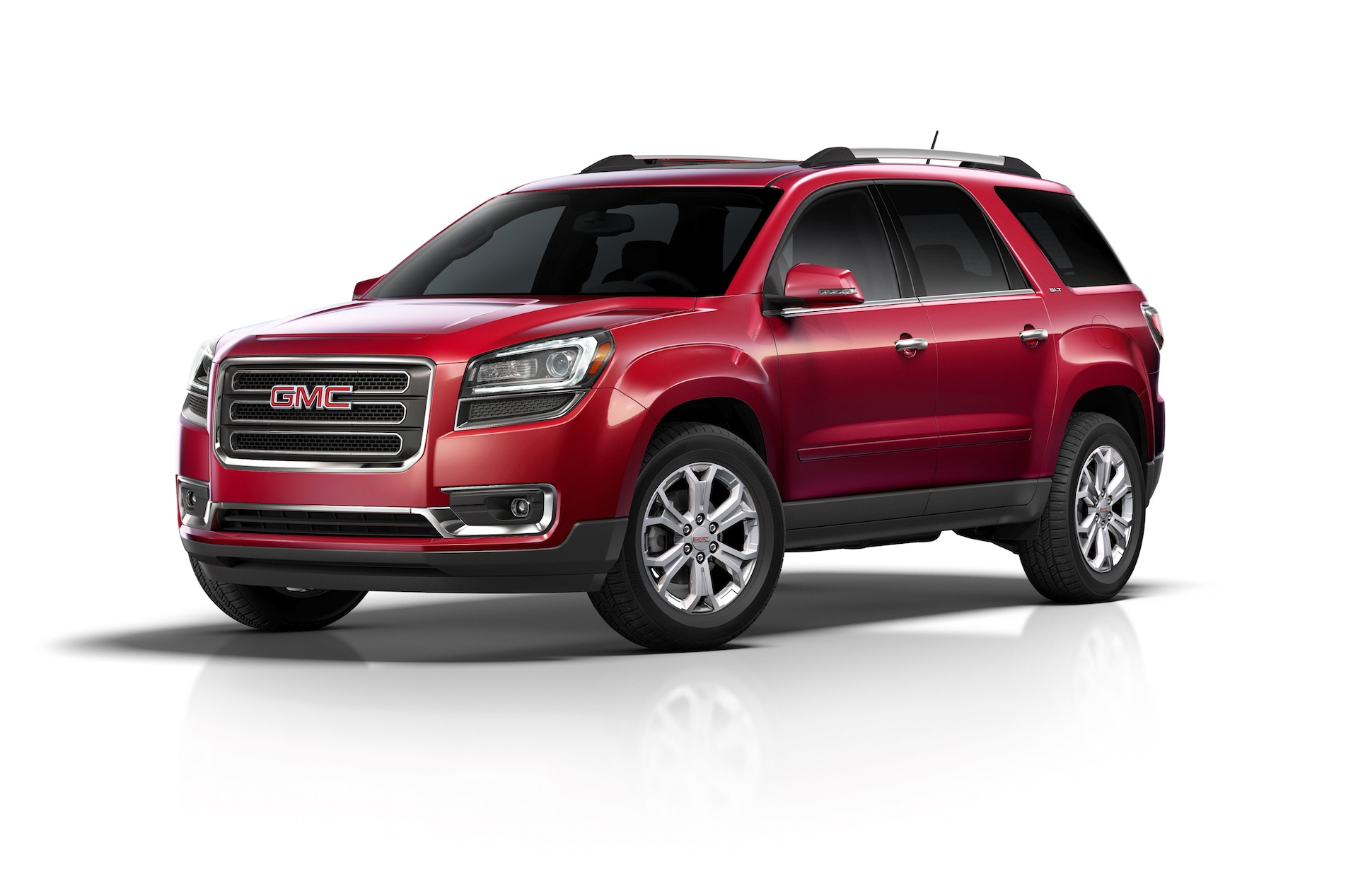 2014 Gmc Acadia Review Ratings Specs Prices And Photos
