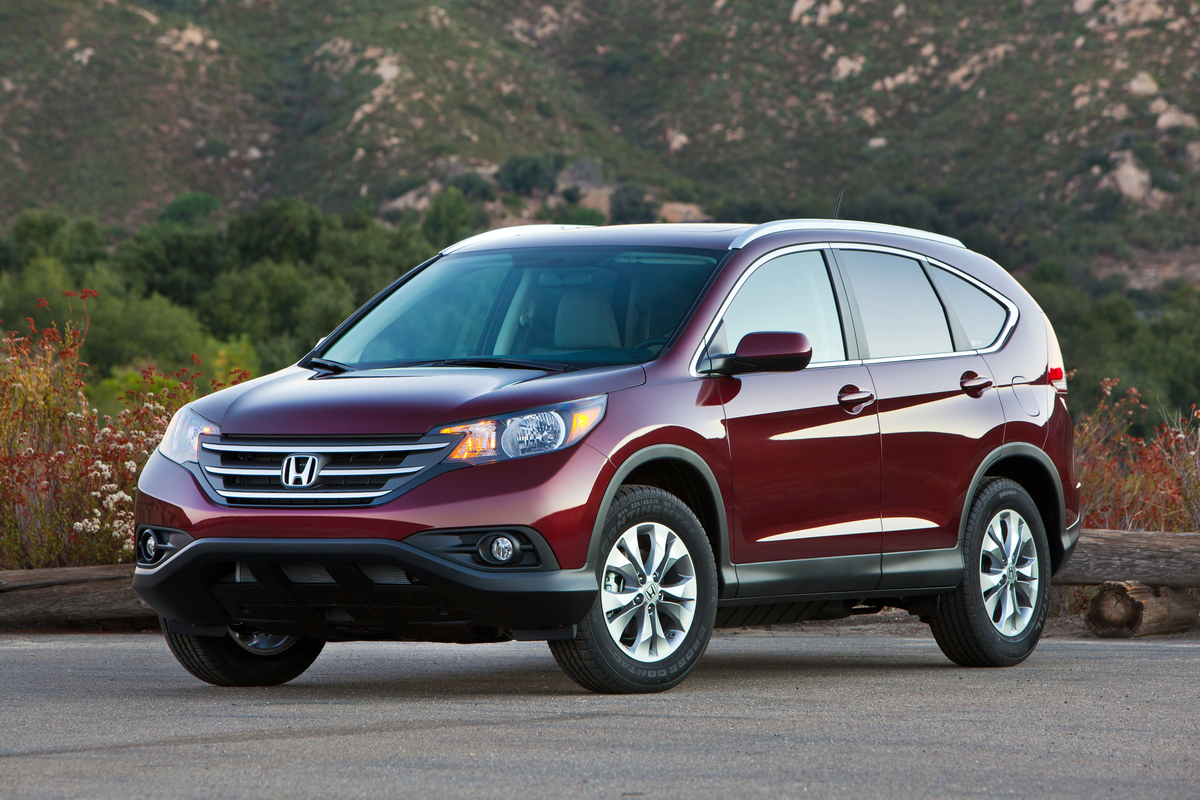 2014 honda cr v review ratings specs prices and photos the car connection. Black Bedroom Furniture Sets. Home Design Ideas