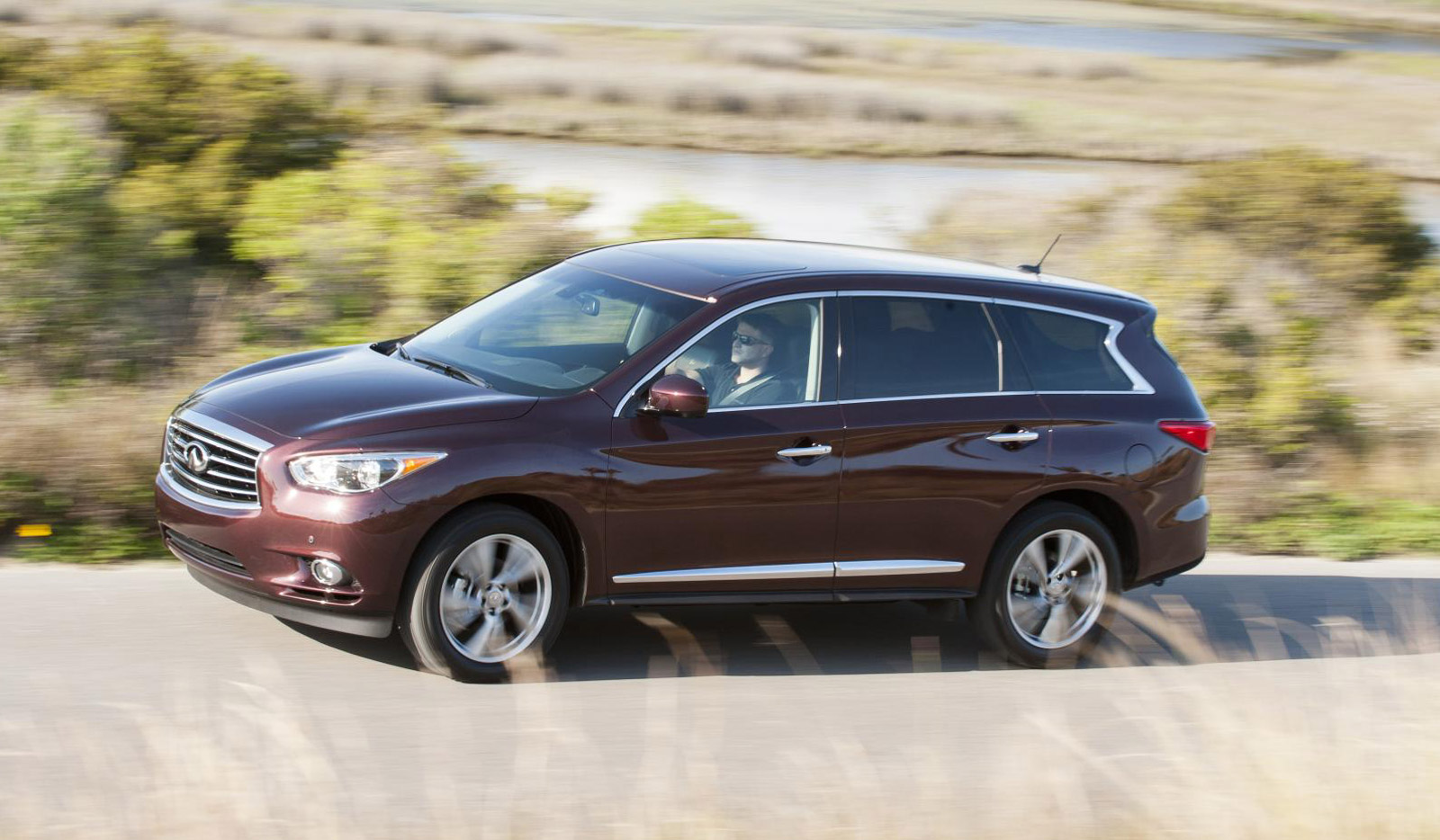 2014 infiniti qx60 review ratings specs prices and photos the car connection. Black Bedroom Furniture Sets. Home Design Ideas