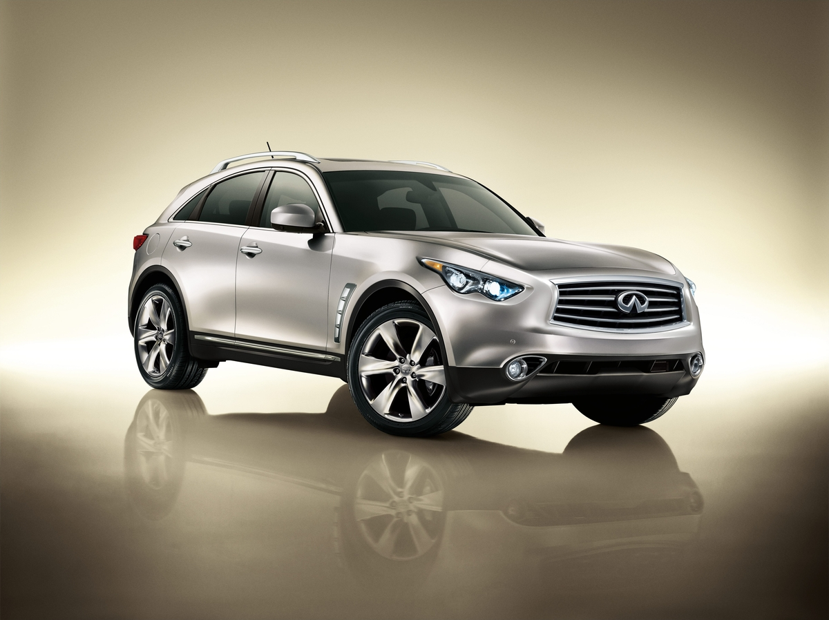 2014 infiniti qx70 review ratings specs prices and photos the car connection. Black Bedroom Furniture Sets. Home Design Ideas