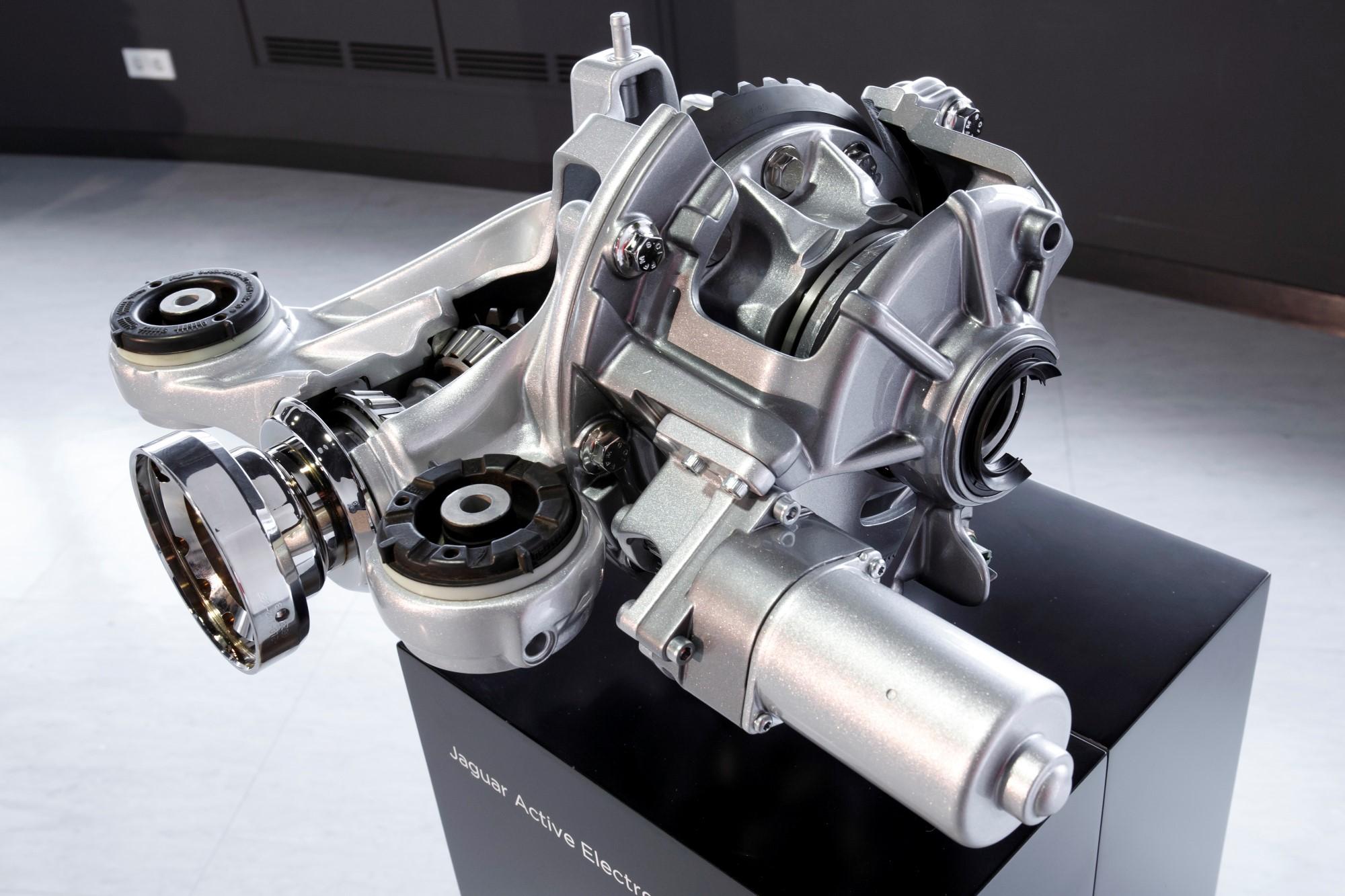 Jaguar F Type Engineering Displays H on 2018 Acura Integra