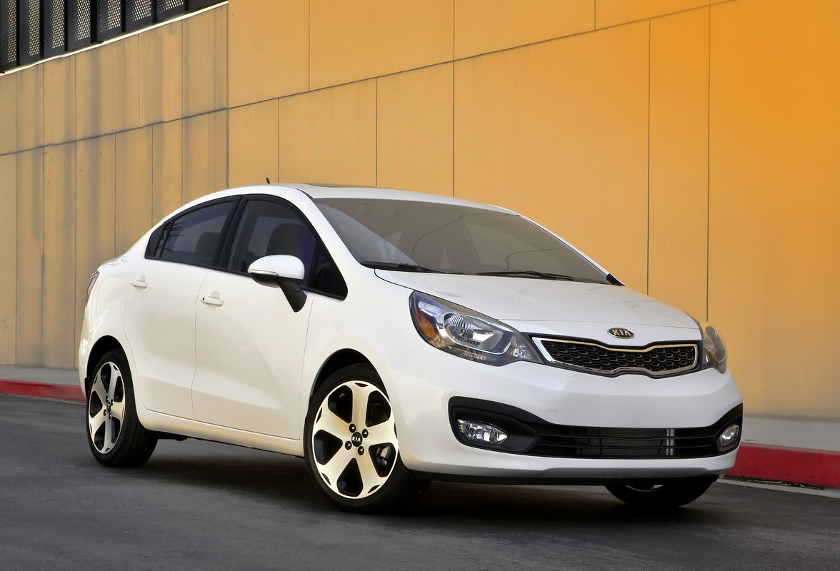 Colorado Springs Toyota >> 2014 Kia Rio Review, Ratings, Specs, Prices, and Photos ...