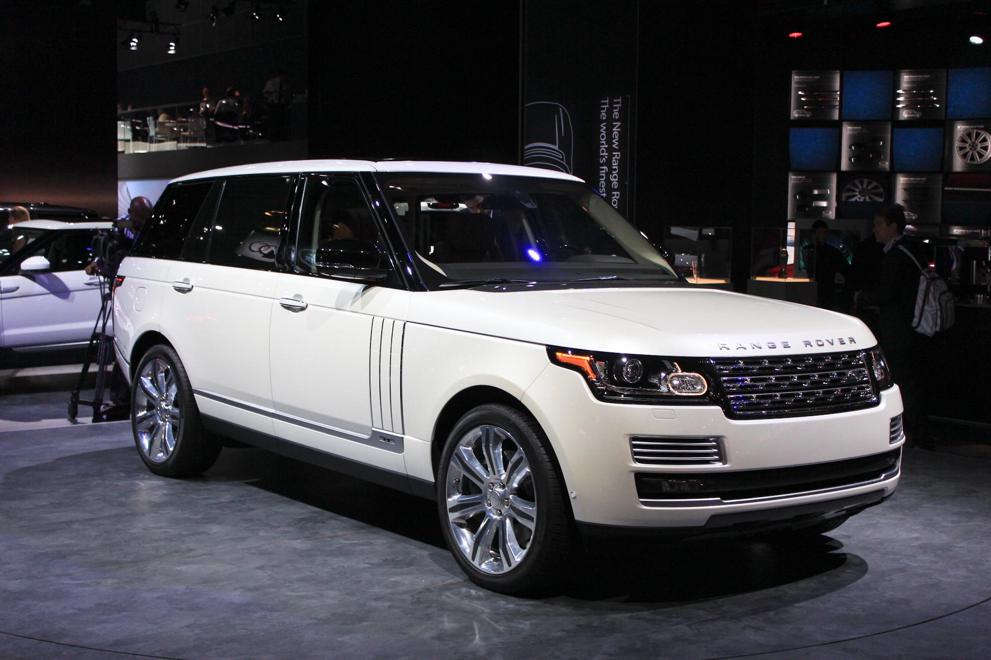 2014 Land Rover Range Rover Long Wheelbase 2013 L A Auto