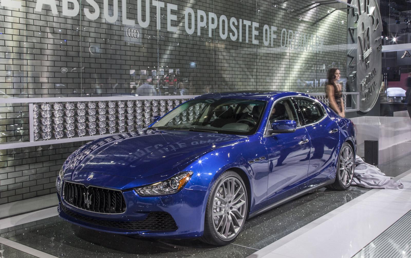 2014 Maserati Ghibli Priced From 65 600