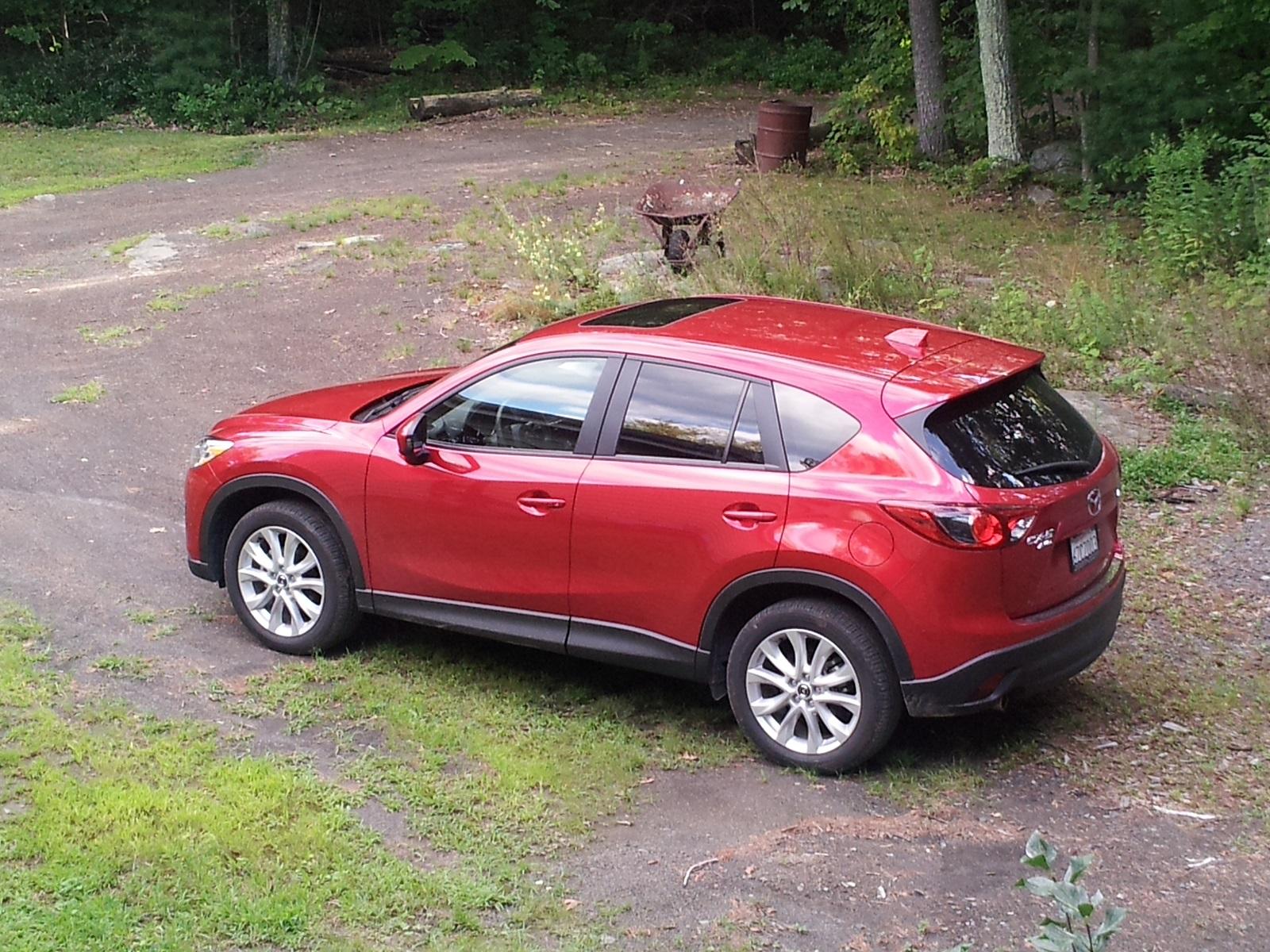 2014 Mazda CX-5 2.5-liter SkyActiv: Gas Mileage Drive Report