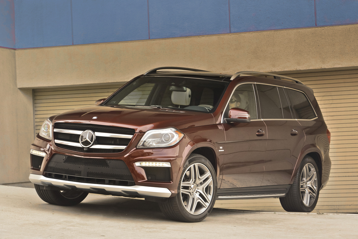 2014 mercedes benz gl class review ratings specs prices and photos the car connection. Black Bedroom Furniture Sets. Home Design Ideas