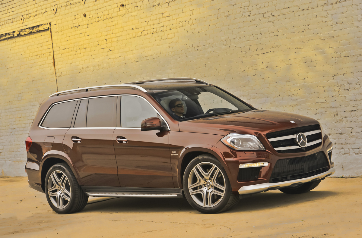 Image gallery 2014 gl changes for Mercedes benz gl class suv price