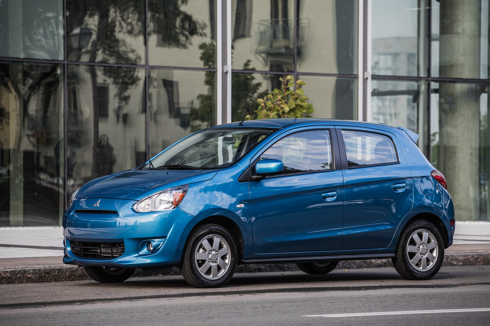 2014 mitsubishi mirage quality review the car connection