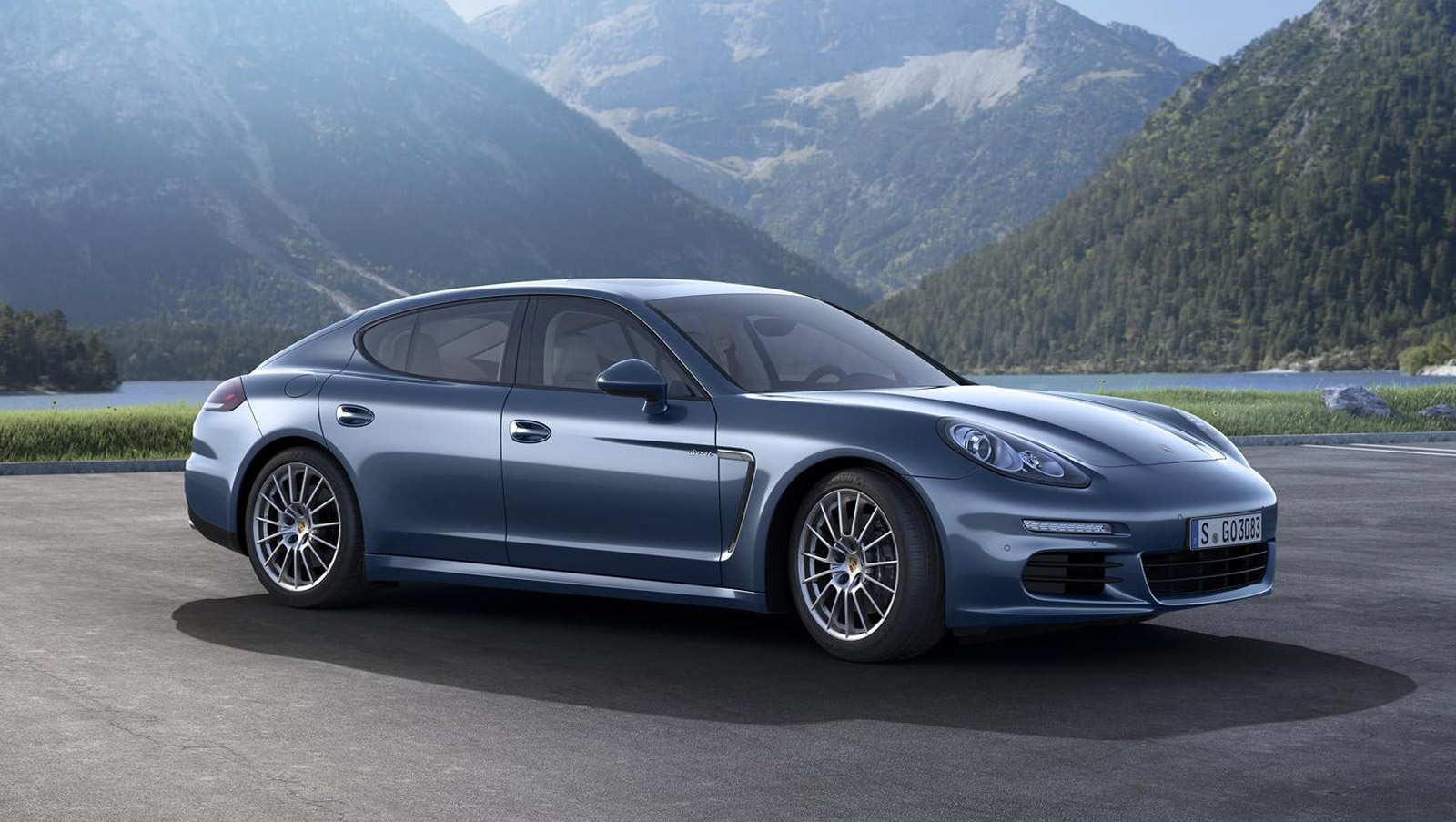 2014 porsche panamera review ratings specs prices and photos the car connection. Black Bedroom Furniture Sets. Home Design Ideas