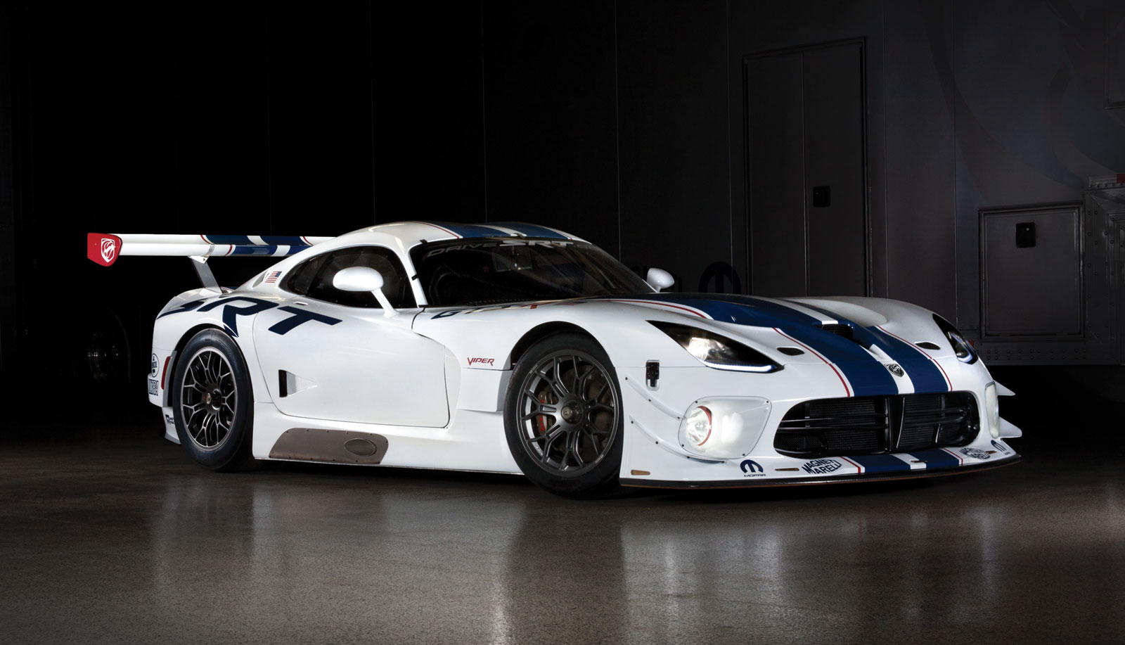 SRT Viper GT3R Ready For Race Day Priced From 459000