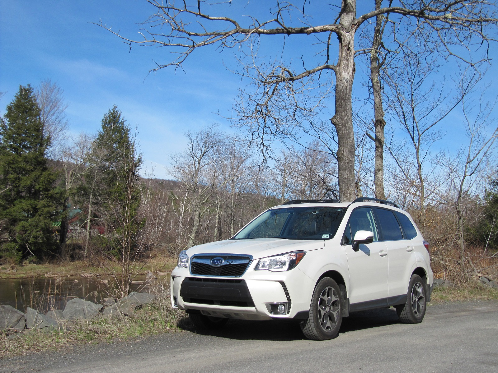2014 subaru forester five things we liked five we didnt page 2 vanachro Choice Image