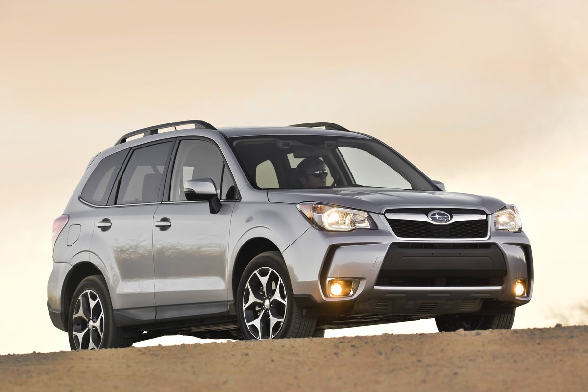 2014 subaru forester 2 0xt first drive review