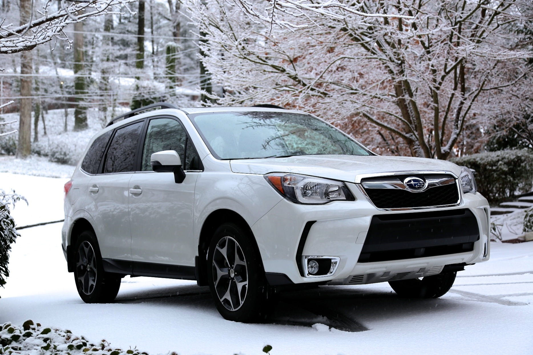 2014 Subaru Forester Xt Six Month Road Test