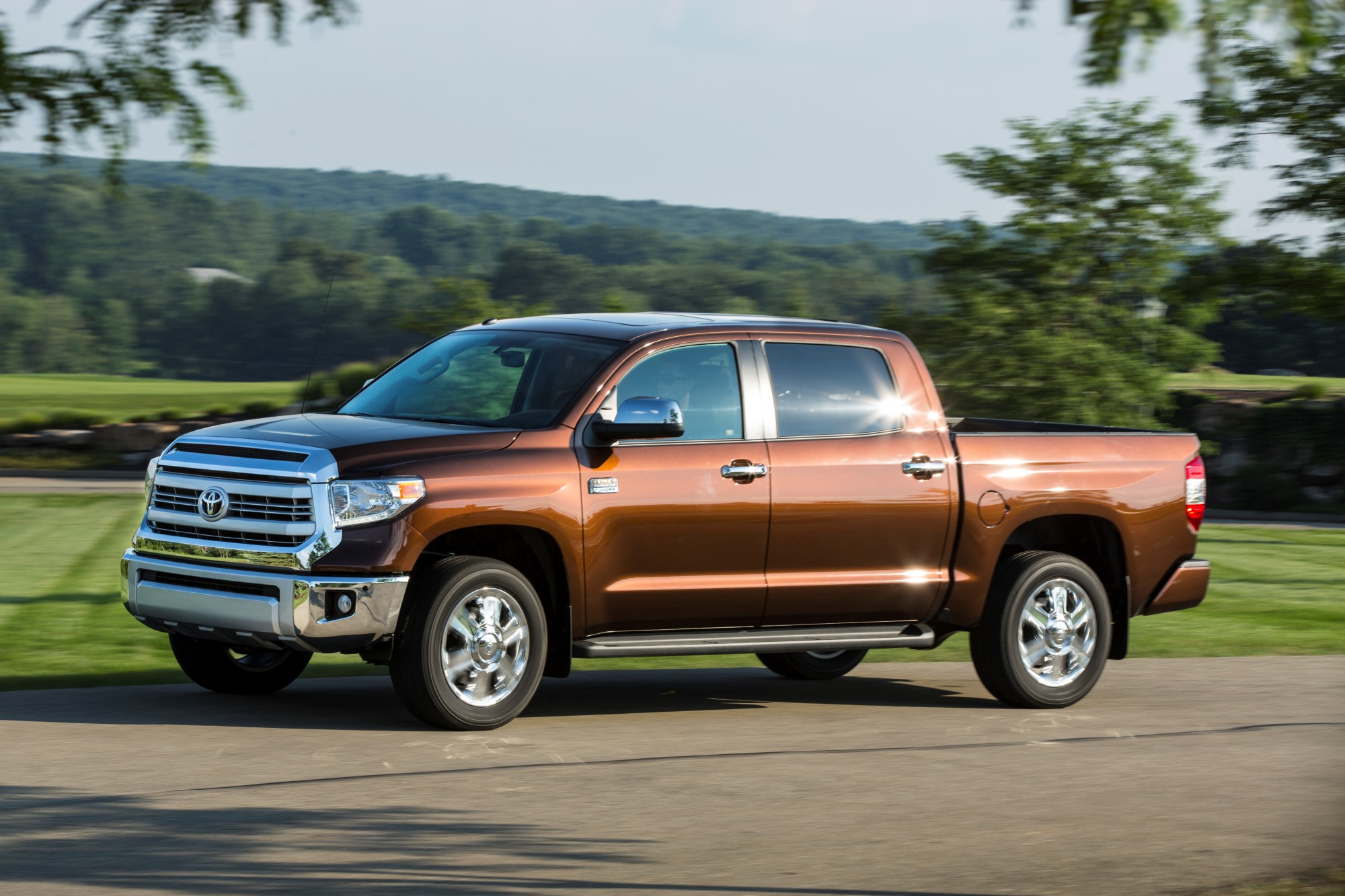 2014 Toyota Tundra First Drive Video