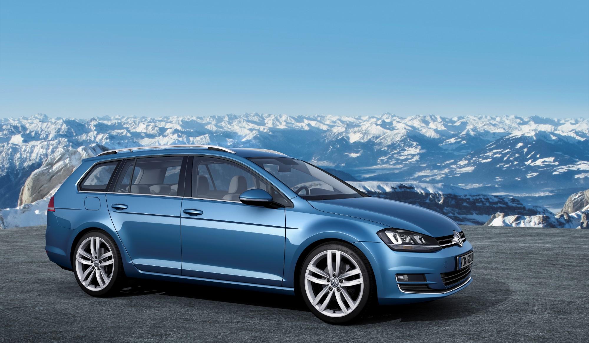 2015 Volkswagen Jetta SportWagen We Drive It In Europe In Golf Drag