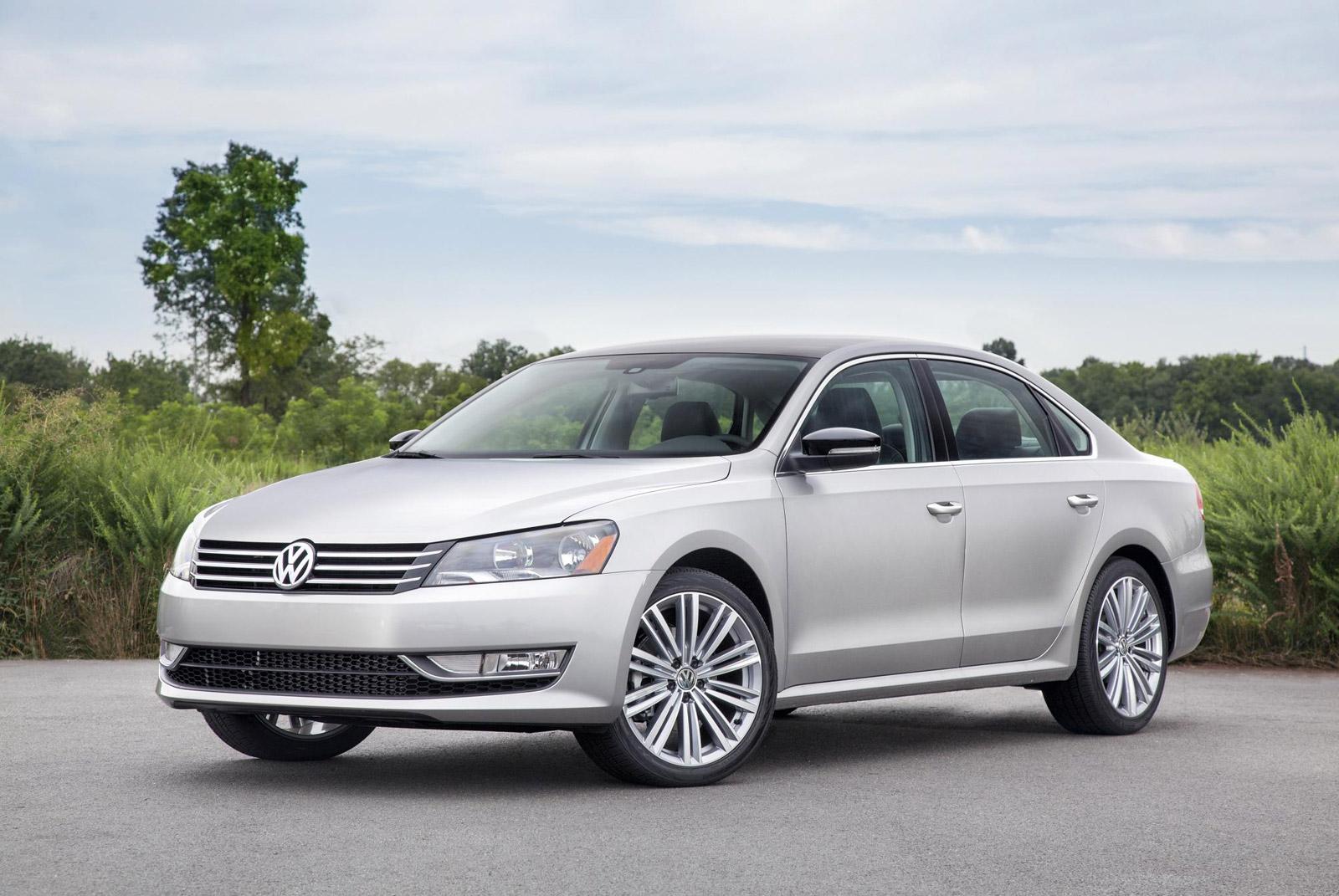 2014 Volkswagen Passat (VW) Performance Review - The Car Connection
