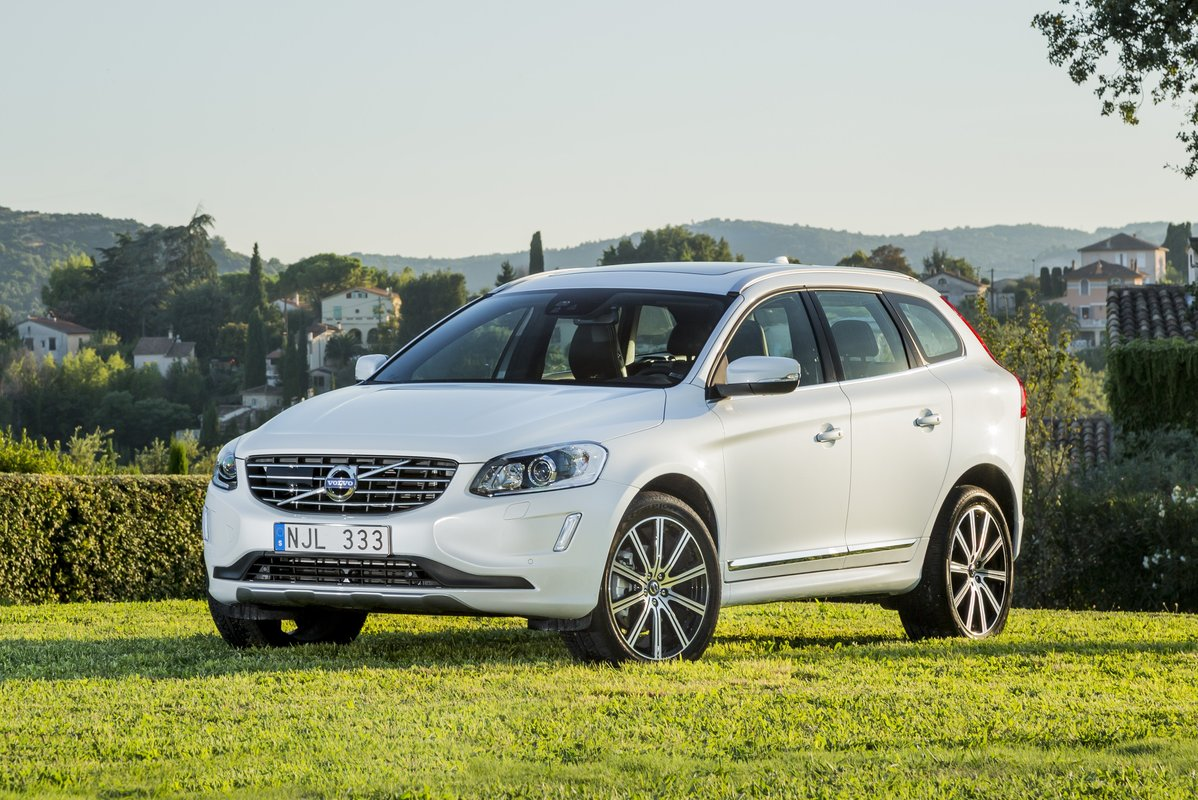 2014 volvo xc60 review ratings specs prices and photos the car connection. Black Bedroom Furniture Sets. Home Design Ideas