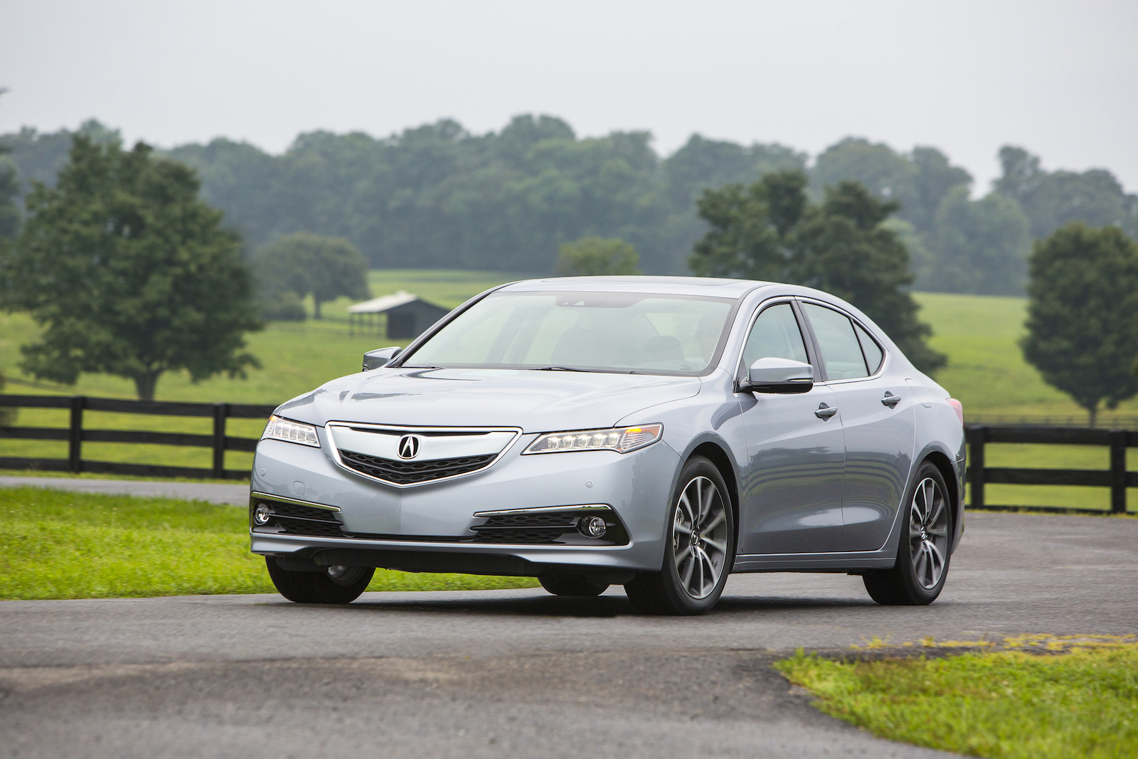 2015 acura tlx review ratings specs prices and photos the car connection. Black Bedroom Furniture Sets. Home Design Ideas