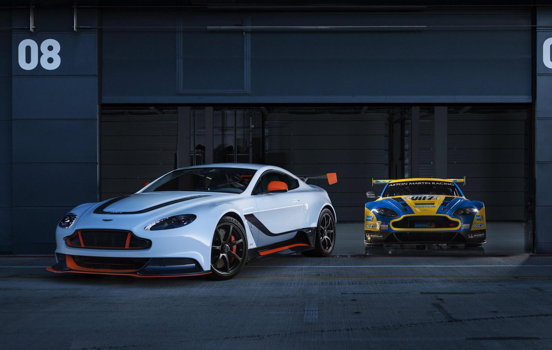 Aston Martin Vantage Gt H