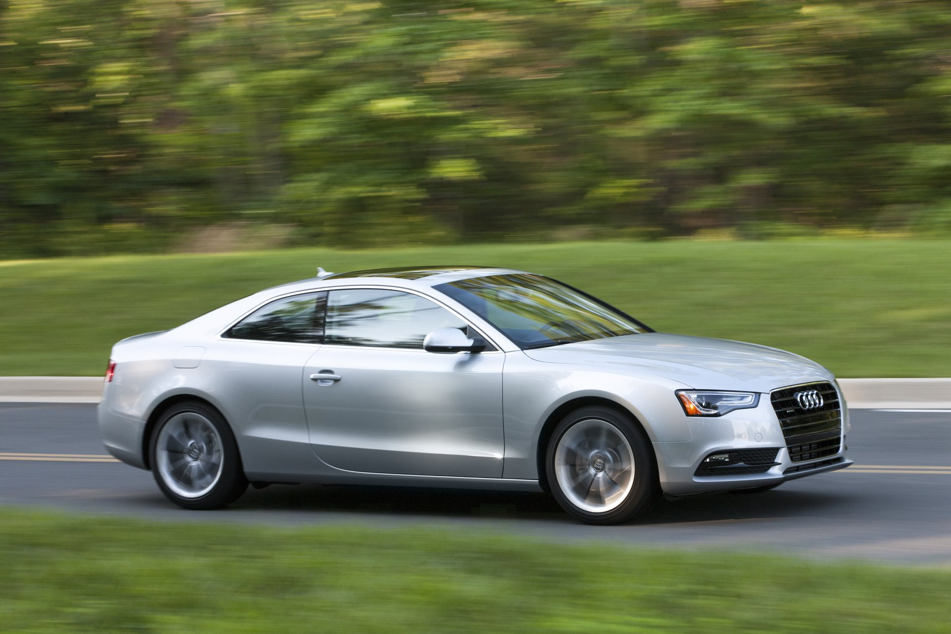2015 audi a5 performance review the car connection. Black Bedroom Furniture Sets. Home Design Ideas