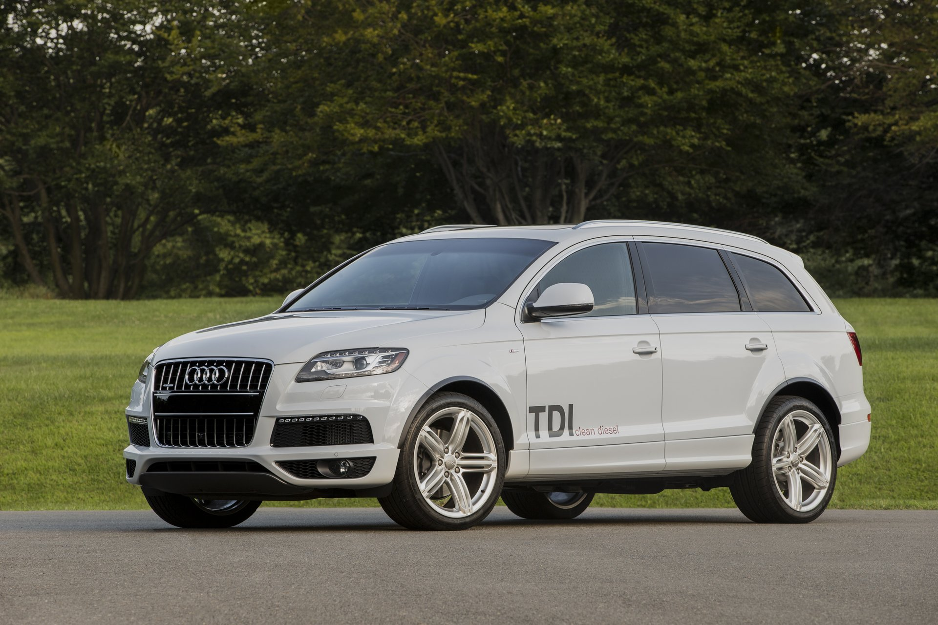 2015 Audi Q7 Performance Review The Car Connection