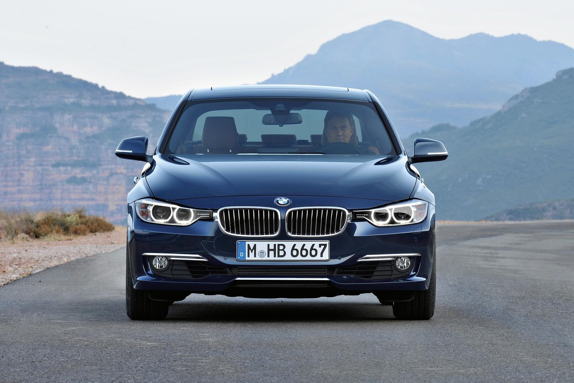 20122015 BMW 3Series Recalled To Fix Exterior Lighting Software