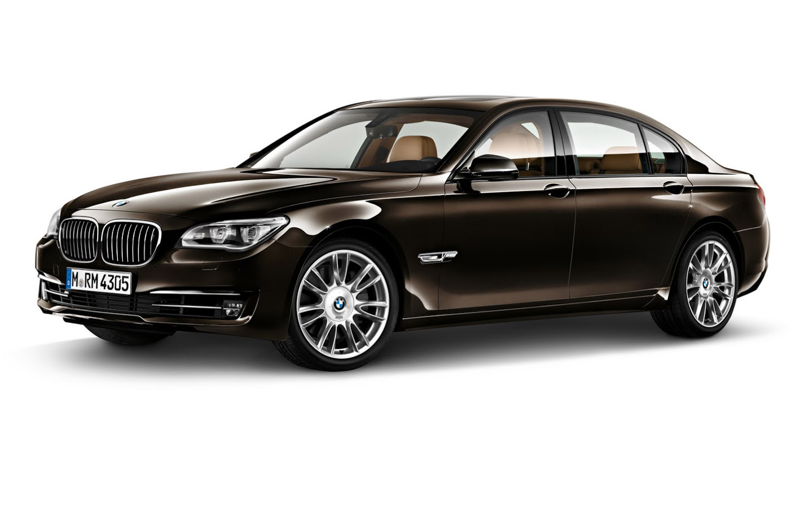 2015 bmw 7 series individual final edition to debut at 2014 paris auto show. Black Bedroom Furniture Sets. Home Design Ideas