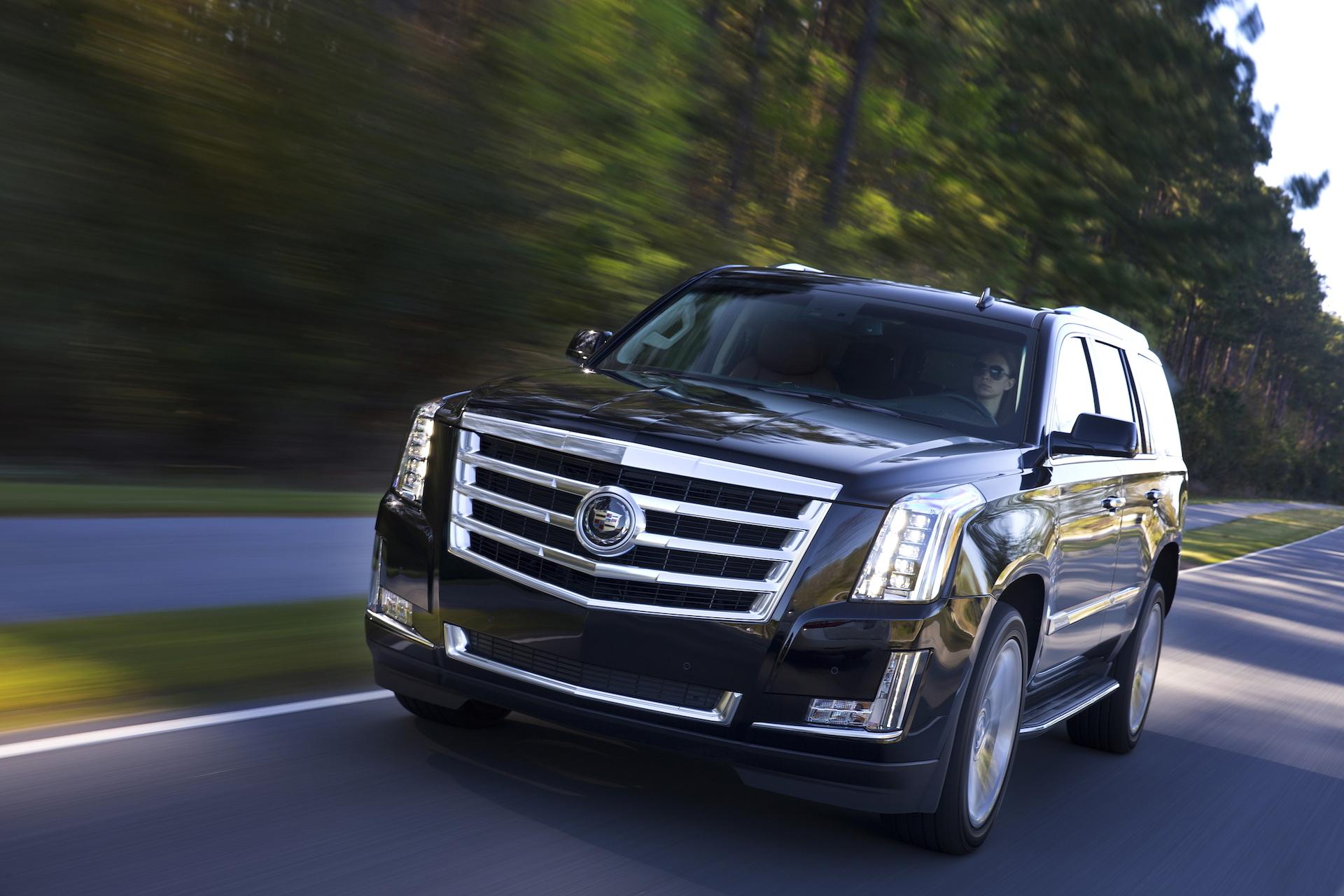 Cadillac Escalade May Go Super-Luxurious, Top $100k Mark