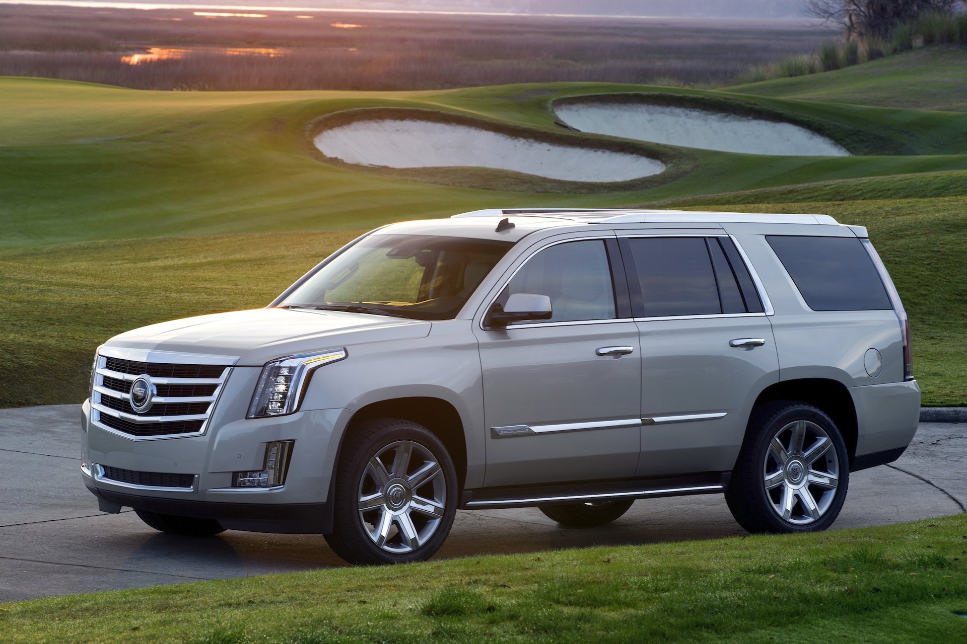 2016 cadillac escalade review ratings specs prices and photos the car connection. Black Bedroom Furniture Sets. Home Design Ideas