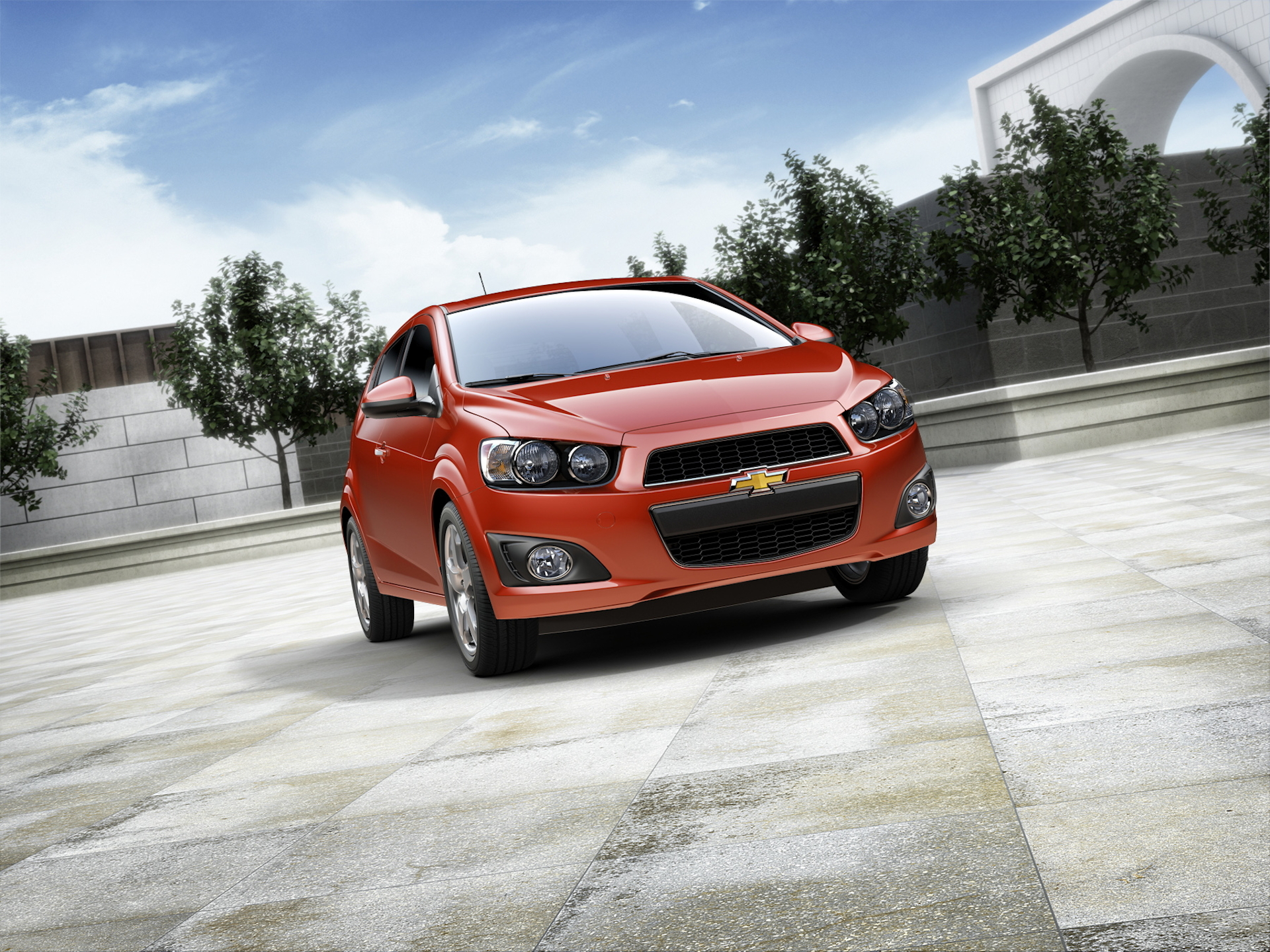 2016 chevrolet sonic chevy review ratings specs prices and photos the car connection. Black Bedroom Furniture Sets. Home Design Ideas