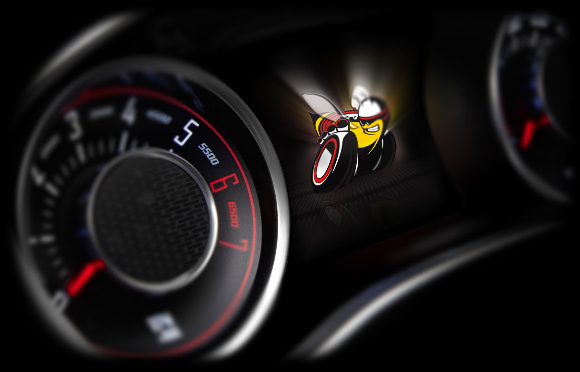 Dodge Challenger Teaser Image