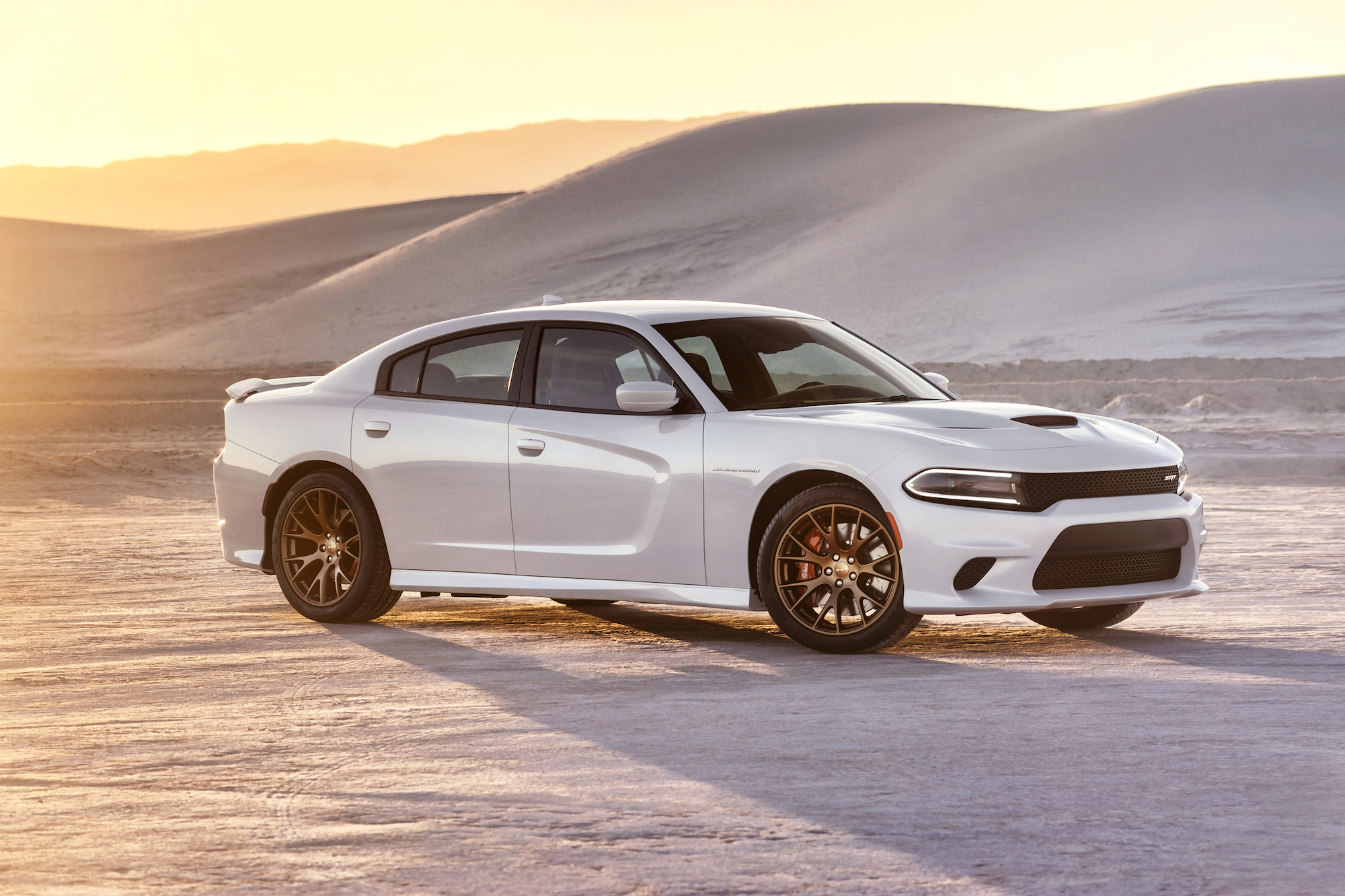 2015 Dodge Charger SRT Hellcat Priced From 63995