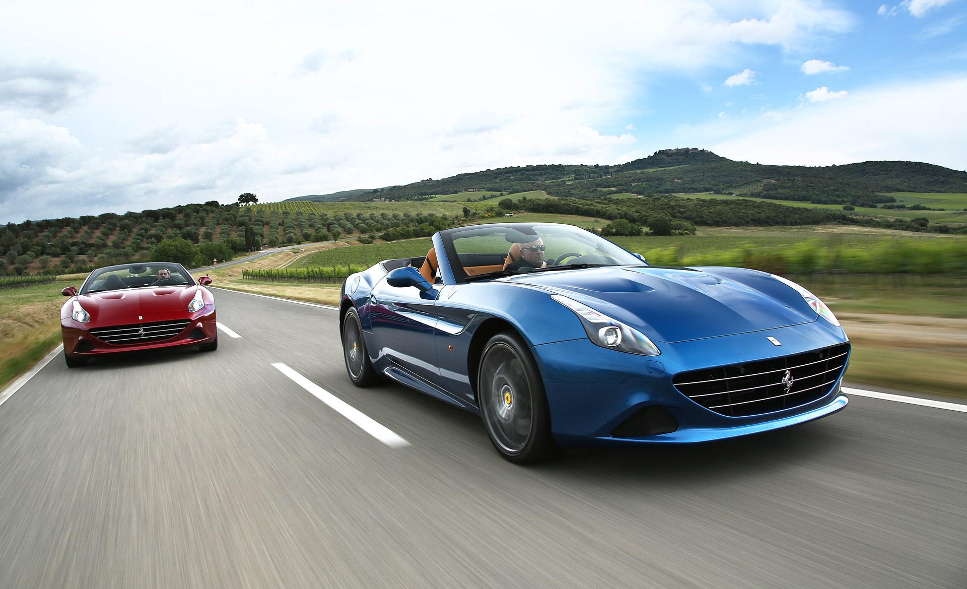 Ferrari Planning V-6 Sports Car For 2019?