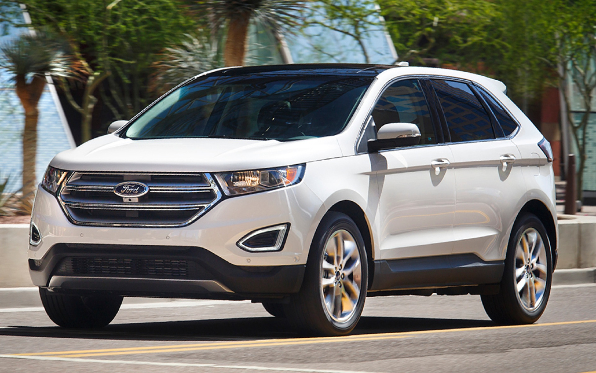 2015 ford edge review ratings specs prices and photos the car connection