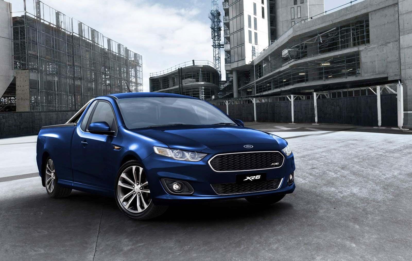 2015 Ford Falcon Ute Revealed