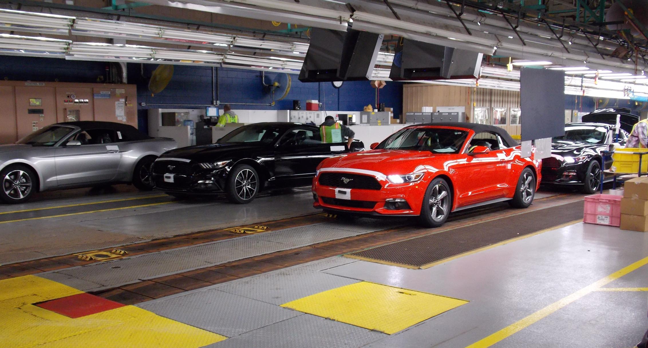 Detroit Car Dealership Shooting