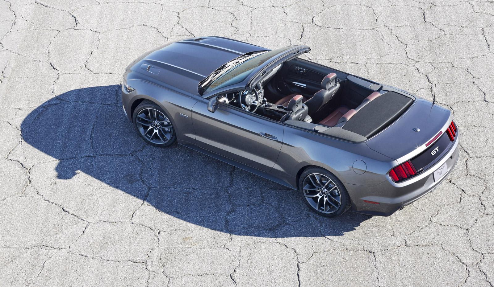 2015 Jeep Renegade 2015 Mustang Convertible Apple