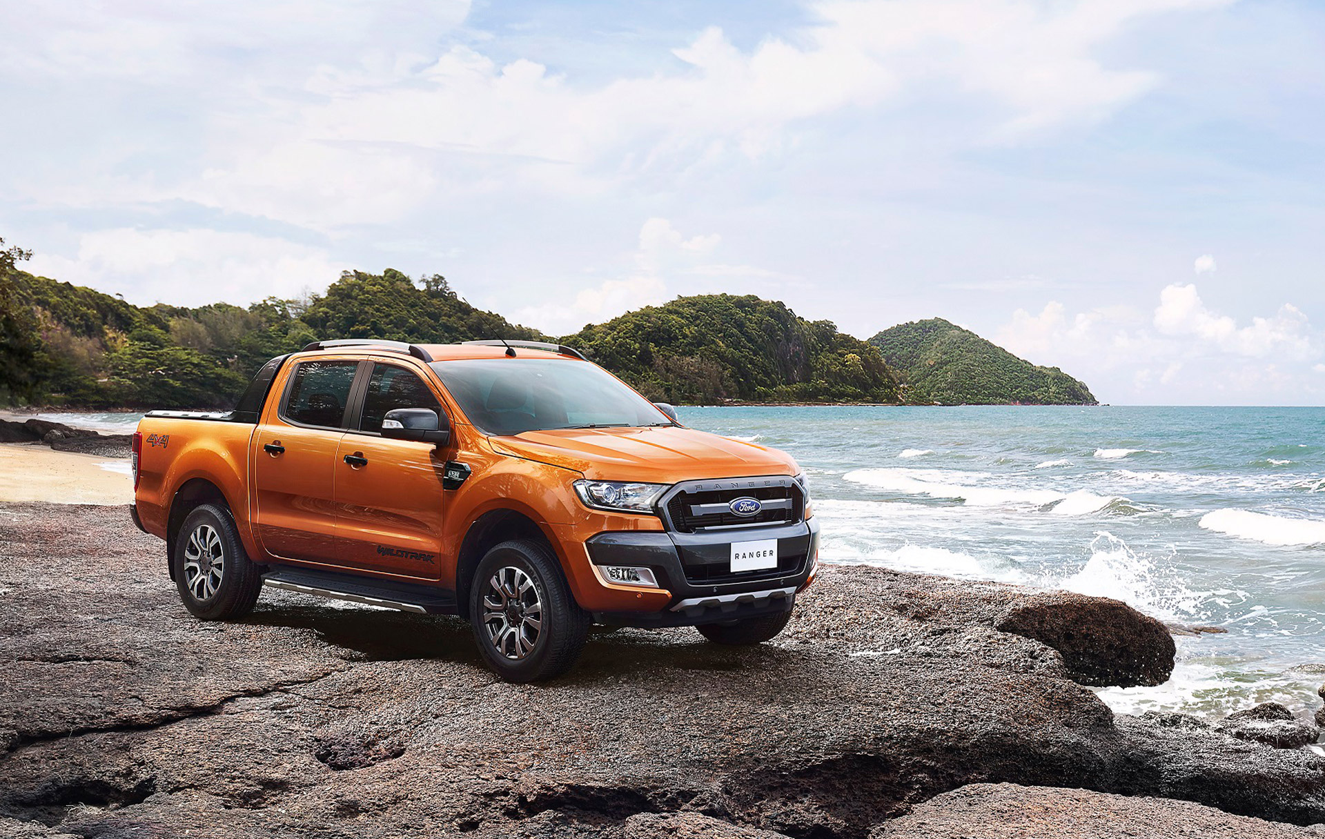 Ford Ranger Mid Size Pickup May Return To U S In 2018