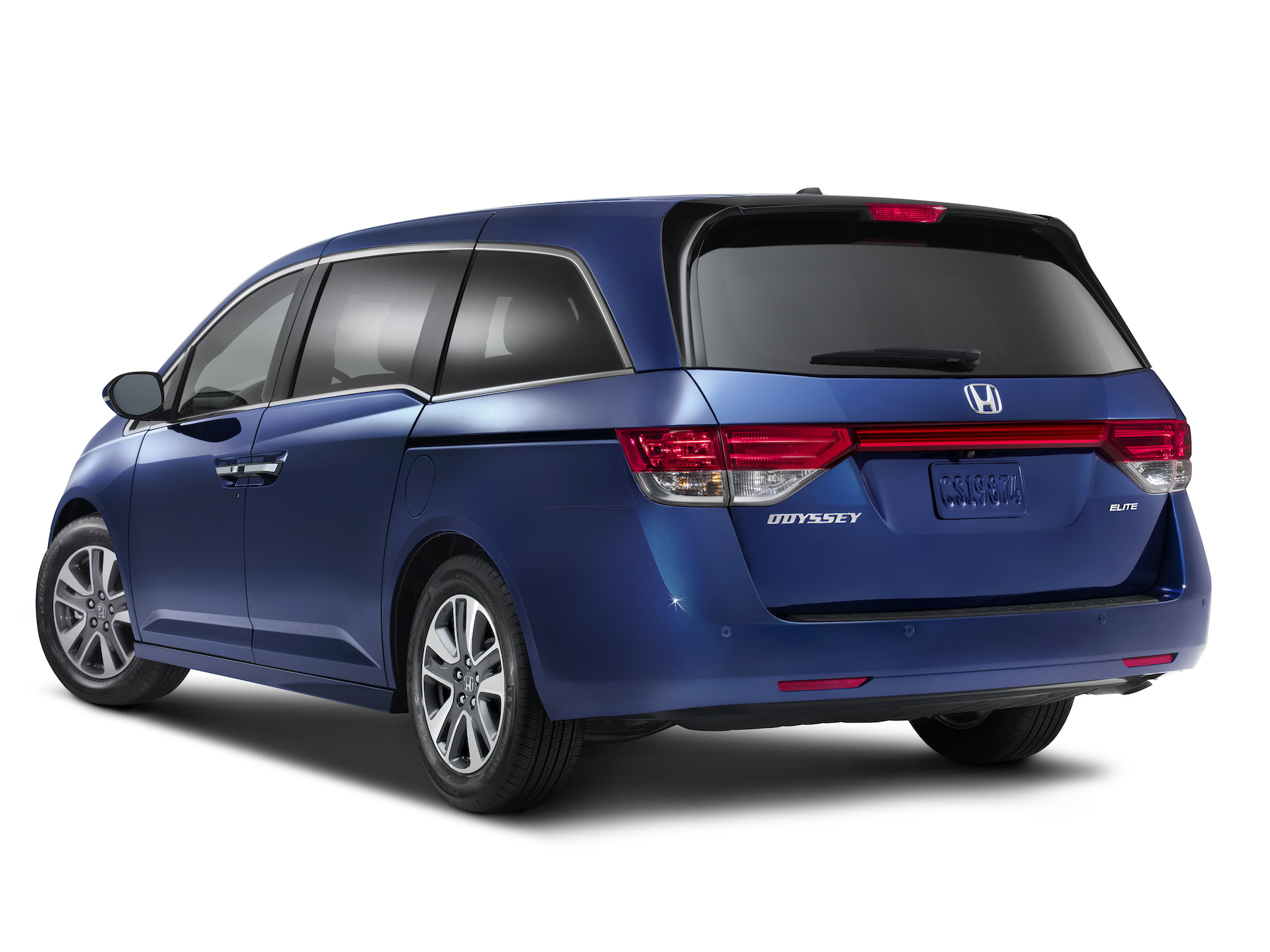 honda odyssey  nissan quest compare cars
