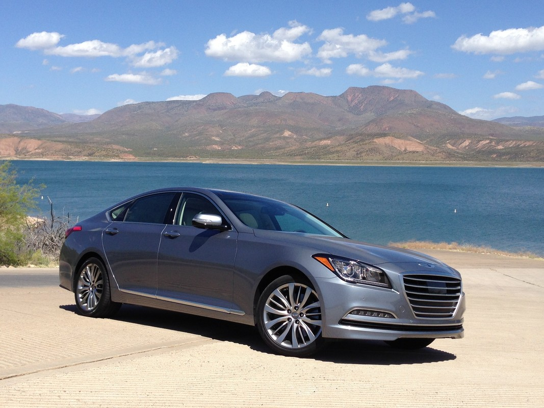 2015 hyundai genesis review ratings specs prices and. Cars Review. Best American Auto & Cars Review