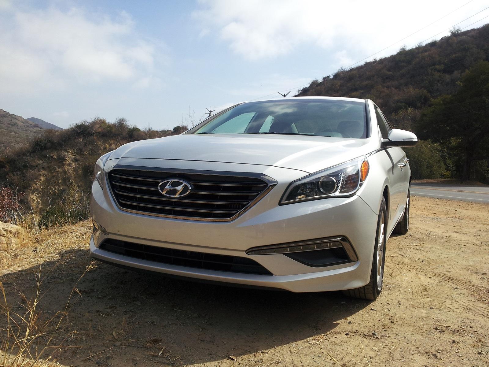 2015 hyundai sonata limited review car reviews - 2015 Hyundai Sonata Eco Quick Drive Of Higher Gas Mileage Small Turbo Four