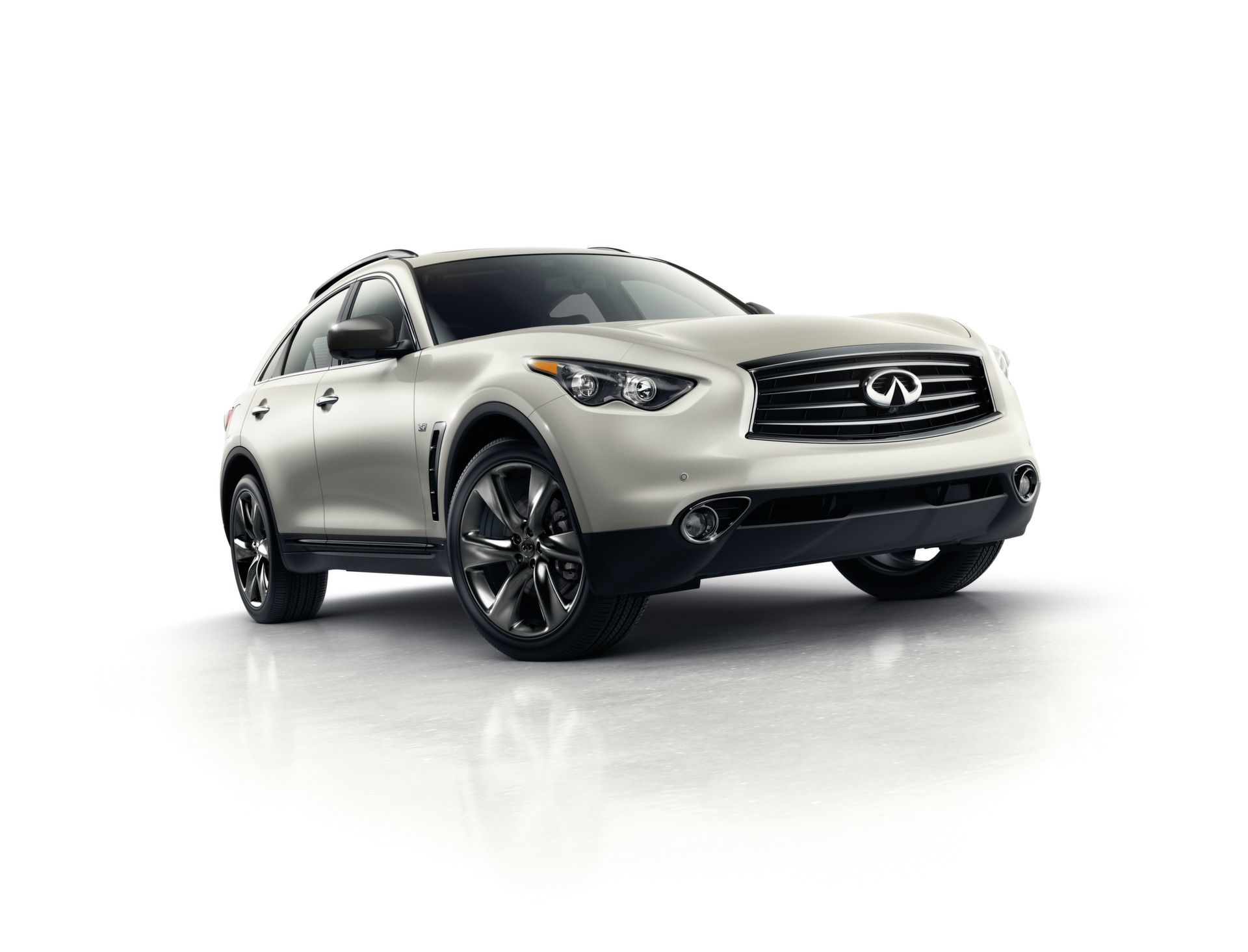 2016 infiniti qx70 styling review the car connection. Black Bedroom Furniture Sets. Home Design Ideas
