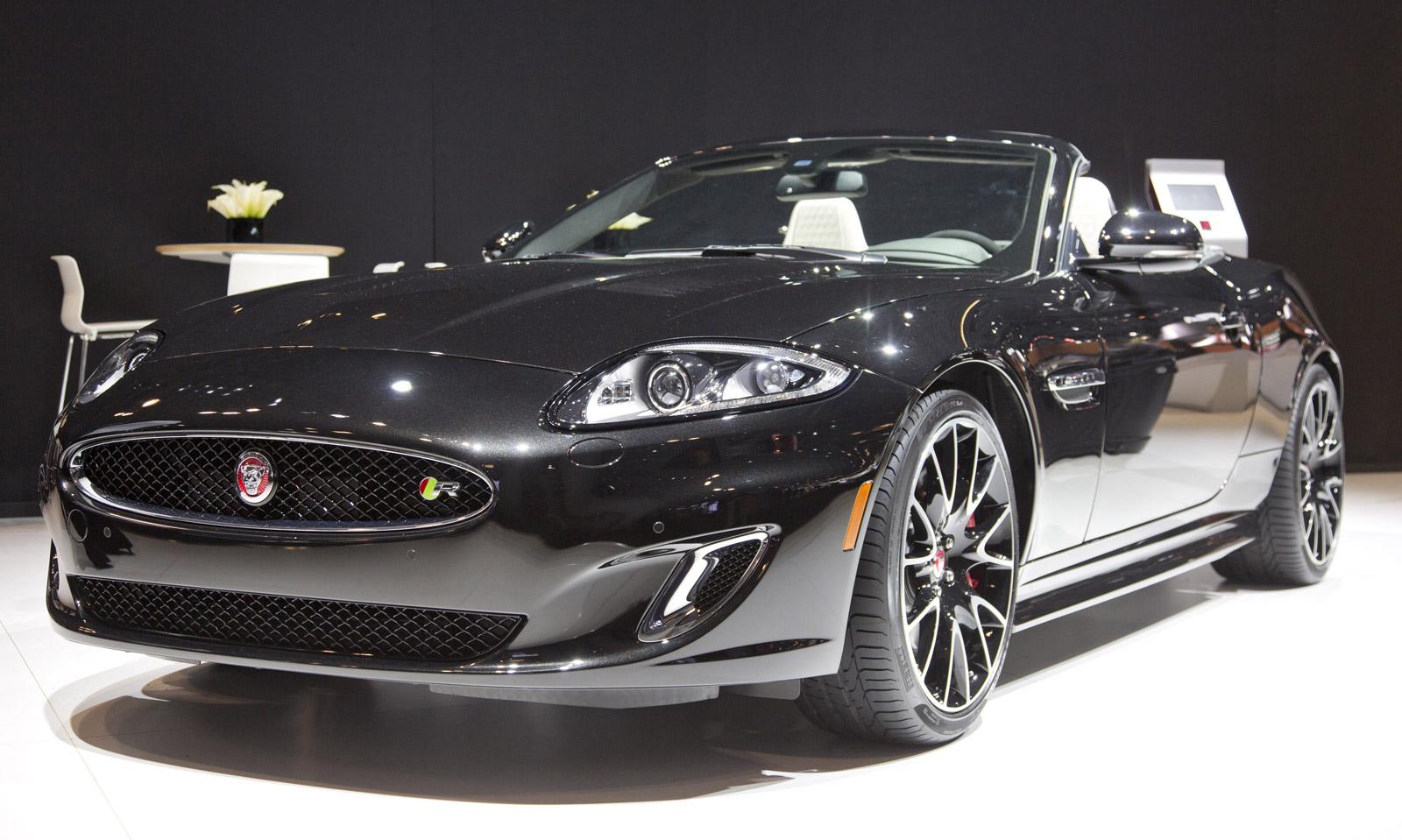 Luxury Vehicle: Jaguar Cancels Plans For XK Successor