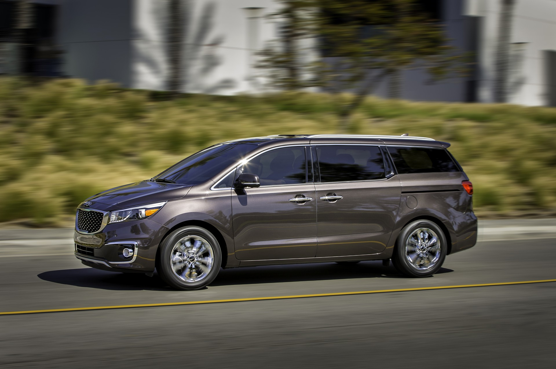 2016 kia sedona quality review the car connection. Black Bedroom Furniture Sets. Home Design Ideas