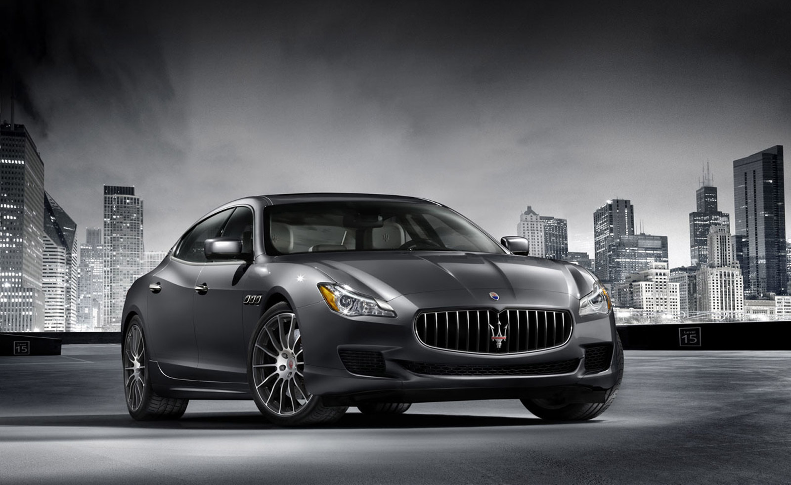 Maserati 2015