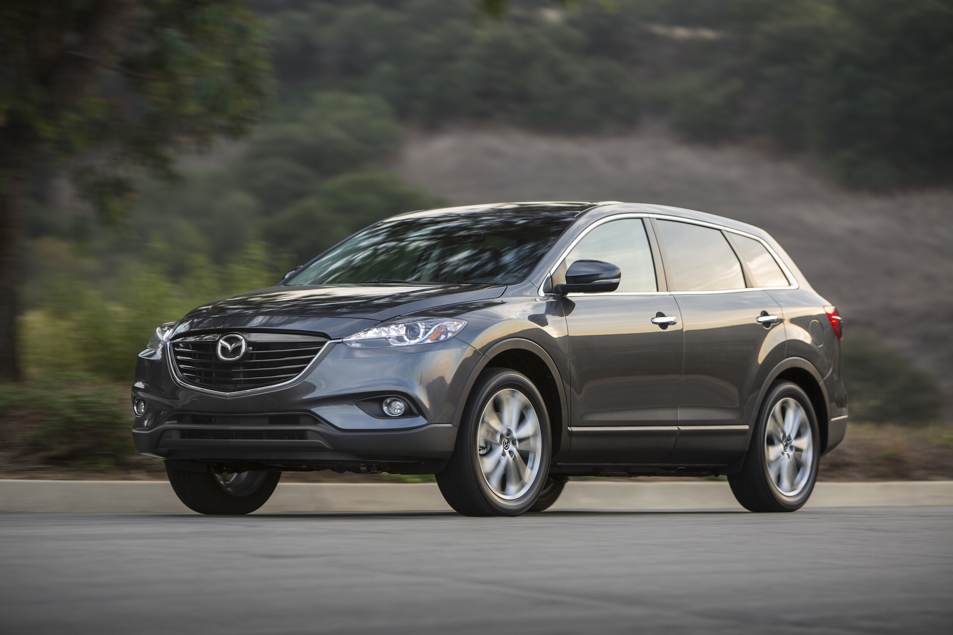 Perfect 2015 Mazda CX9 Review Ratings Specs Prices And Photos