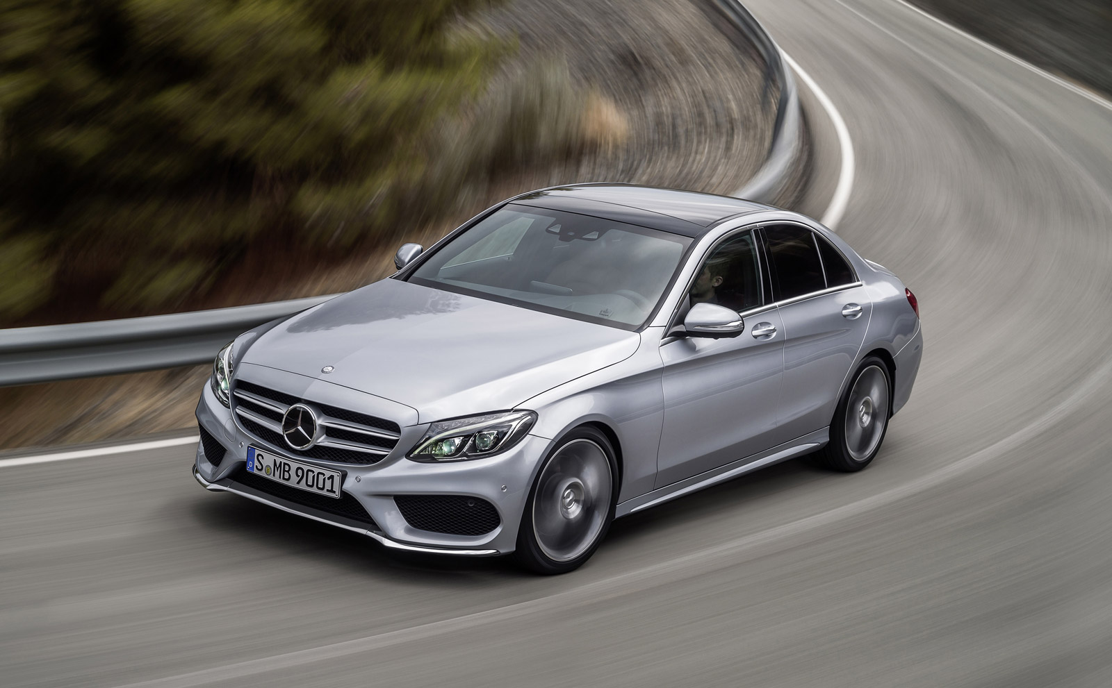 mercedes benz c class plug in hybrid more details revealed. Black Bedroom Furniture Sets. Home Design Ideas
