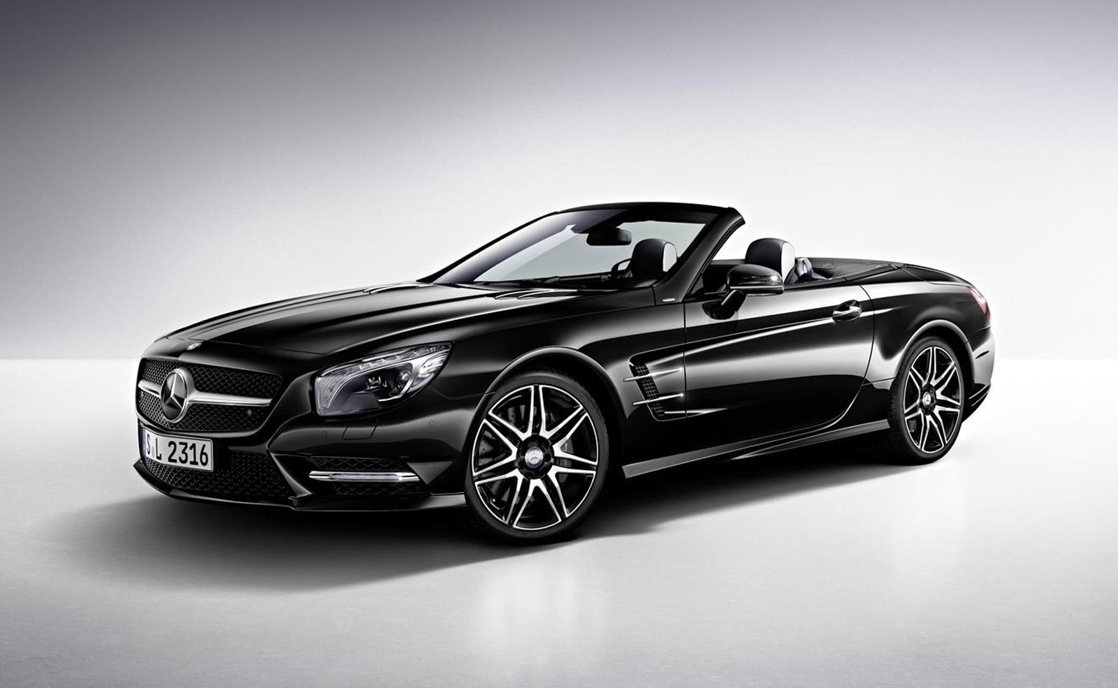 2015 mercedes sl class sees price drop with new v 6 variant. Black Bedroom Furniture Sets. Home Design Ideas