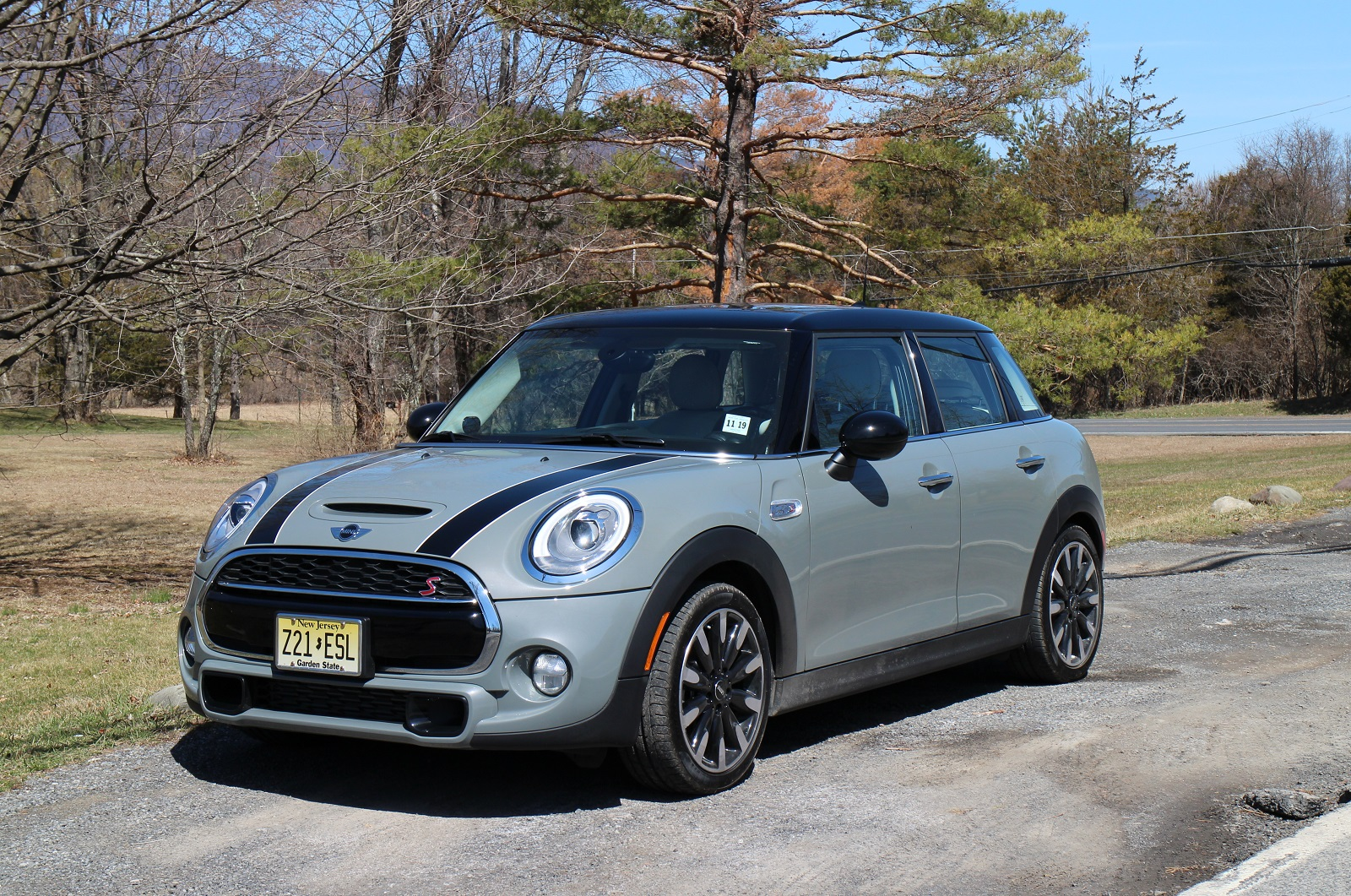 2015 mini cooper gas mileage the car connection. Black Bedroom Furniture Sets. Home Design Ideas